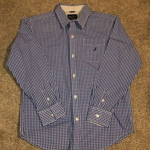 Nautica oxford button down